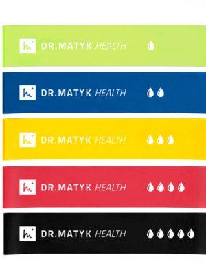 DR. MATYK Fitnessband 60cm