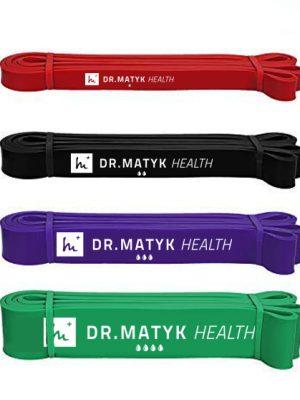 DR. MATYK Fitnessband 200cm